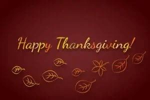 Happy Thanksgiving 2020 image