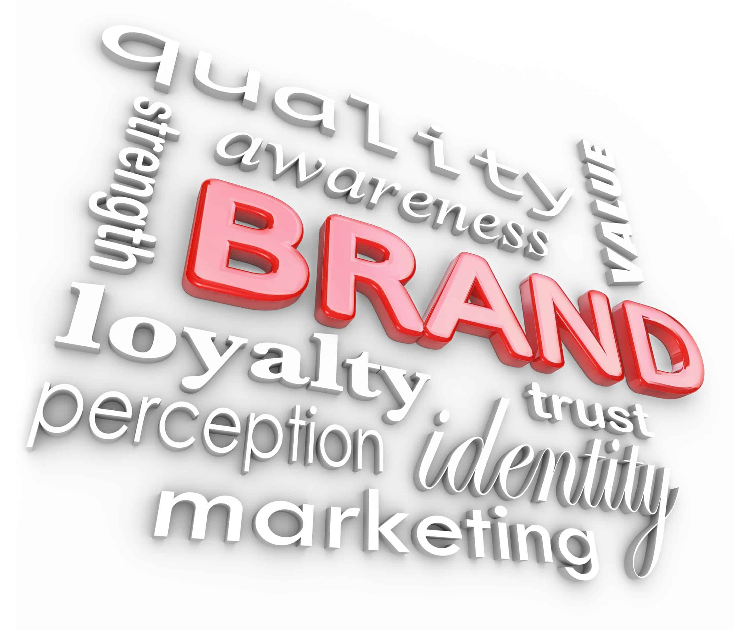 Image of positive brand words to illustrate blog post, Mullarky Business Systems Re-Branding as Great Lakes Tech Services